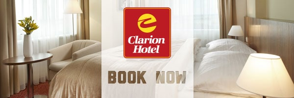 4**** Congres Hotel Clarion Book Now